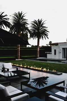 Simon Cowell's Beverly Hills Home