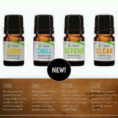 Essentials oils!