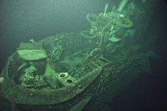 World War 2 Japanese submarine discovered off the coast of Hawai - http://www.warhistoryonline.com/war-articles/world-war-2-submarine-discovered-off-hawaiian-coast.html