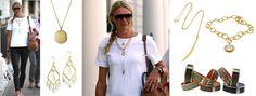 The stunning Jodie Kidd dripping in Cotton & Gems