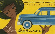 https://flic.kr/p/F9hK8V | polish matchbox label | Automobile Factory…