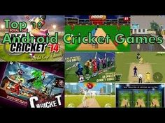 Top 10 New Free Cricket Games For Android/iOS/Pc Best Of 2016 #gaming #games #gamer #videogames #videogame #anime #video #Funny #xbox #nintendo #TVGM #surprise