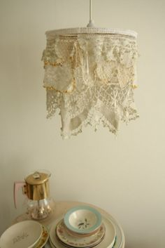 Dishfunctional Designs: Search results for lace