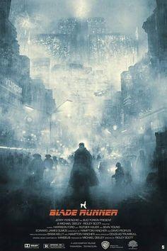 Blade Runner 1982. Ridley Scott. 117' Un ejemplo de ciencia ficción inteligente, que plantea cuestiones inquietantes, con portentoso sentido visual, y genial banda sonora.