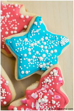 Royal Icing Recipe For Cookies
