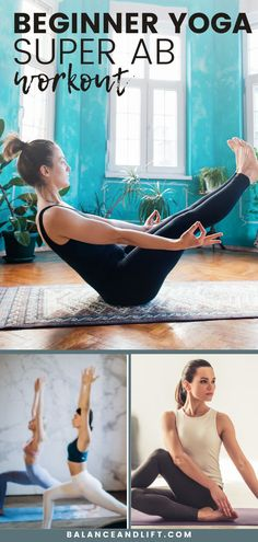 Strengthen your back muscles and build your core strength with this beginner yoga core workout. yoga poses for beginners YOGA POSES FOR BEGINNERS : PHOTO / CONTENTS  FROM  IN.PINTEREST.COM #HEALTH #EDUCRATSWEB