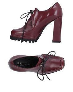 G.P. PER NOY BOLOGNA Women's Lace-up shoe Maroon 10 US