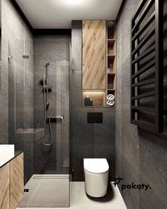 Best Bathroom Designs, Bathroom Design Small, Bathroom Interior Design, Modern Bathroom, Master Bathroom, Apartment Bedroom Decor, Apartment Plans, Brown Bathroom Decor, Amazing Bathrooms