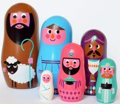 #Christmas #dolls limited from www.kidsdinge.com    www.facebook.com/pages/kidsdingecom-Origineel-speelgoed-hebbedingen-voor-hippe-kids/160122710686387?sk=wall         http://instagram.com/kidsdinge #Kidsdinge #Toys #Speelgoed