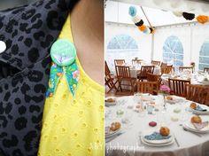la décoration en photo de la tente de réception lors du mariage
