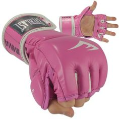 Everlast Women's Grappling Training Gloves - MMA fight gear