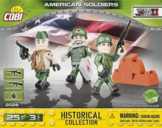 American Soldiers - Soldiers Figures - for kids 4 Red Berets, Kids Blocks, British Soldier, Red Army, Toys Online, Insurgent, American Soldiers, Lower Case Letters, Ww2