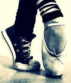 s baletu na hip hop