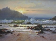 Ivars Jansons Solo Exhibition - Flinders and Sorrento Fine Art Galleries