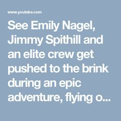 Meet Emily Nagel: The Young Sailor From the Bermuda Triangle. http://win.gs/FlyingonWater