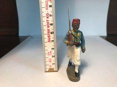 Elastolin Turko gehend 7 cm Serie Militär WK2 WW2 Nr 159 | eBay