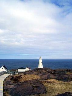 Cape Spear, Newfoundland, Canada Copyright: John Mathieu