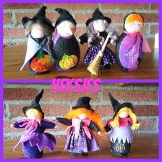 Heksjes made by Anita Brouwer
