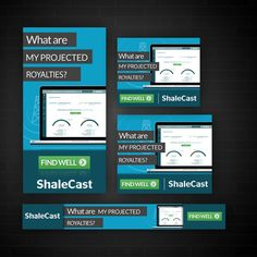 ShaleCast Banner (need a slick one to launch a website) by nickjalpa