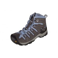 Follow the trail wherever it leads you with the KEEN Gypsum Mid, an all-terrain boot built with impressive technology. Featuring a 4 mm lugged outsole, a KEEN.Zorb strobel and KEEN.Dry waterproof breathable membrane, the Gypsum delivers the stability, comfort and moisture management needed for overnight hikes and winter adventures.