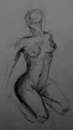 Human Anatomy Sketch