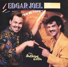 SALSA VIDA: 1992 Edgar Joel - En El Tope