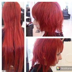 Red Hair, Visual Kei