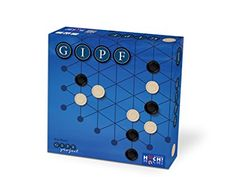 Huch & Friends 879417 - Gipf, Strategiespiel Strategy Games, Puzzles, Board Games, Chess, Spider, Friends, Table, Products, Games
