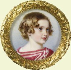 "Albert Edward, Prince of Wales "" Bertie""  (future King Edward VII). was the 2nd child of Queen Victoria"