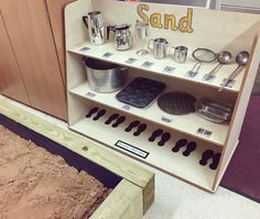 Sandbox goals - Samantha Tung - Jessie Official Page Reggio Emilia Classroom, Eyfs Classroom, Classroom Layout, Classroom Organisation, Petite Section, Learning Spaces, Learning Environments, Curiosity Approach Eyfs, Early Years Practitioner