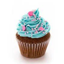 Sernik krówka - wręcz rozpływa się w ustach! Nigdy nie opada! HIT na weekend i Święta! Kobieceinspiracje.pl Fondant Cupcakes, Chocolate Cupcakes, Cupcake Cakes, Best Buttercream Frosting, Blue Frosting, Vanilla Frosting, Pretty Cupcakes, Fun Cupcakes, Sweets