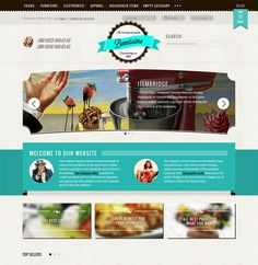 13 of the Best Magento Themes for Restaurants and Bakeries