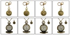 Liquidation Channel | Armed Forces Locket Keychains or Pocket Watches | Each available in Army, Navy, Air Force, or Marines