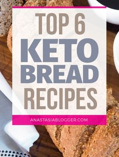 Save these best Keto bread recipes to keep your Ketosis and eat products you are used to. These Easy Low Carb bread recipes are ideal for Ketogenic diet and will help you stay in Ketosis without restricting your favorite food. Easy Low Carb Bread Recipe, Best Keto Bread, Lowest Carb Bread Recipe, Bread Recipes, Low Carb Recipes, Healthy Recipes, Ketogenic Diet For Beginners, Ketogenic Recipes, Homemade Onion Soup Recipe