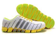 Adidas 2013 Caterpillar Series Männer Gelb Weiß