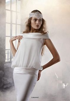 Robe de mariée années 20 Elisabetta Polignano Collezioni 2015 # ...