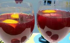 Cheap & Easy Sangria - Perfect for summer patio parties :)
