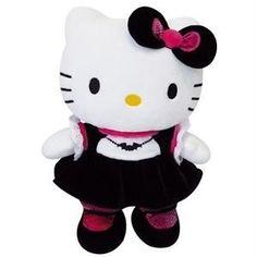 NOIR Black Beauty :: Hello Kitty Goth