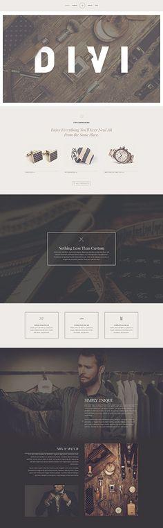 The best Theme i have ever used .. #webdesign #wordpressthemes