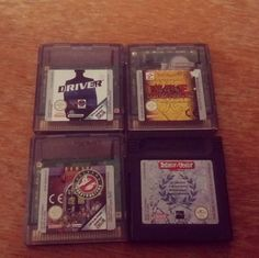On instagram by pandadu83 #gameboy #microhobbit (o) http://ift.tt/2gMKdkm rentrée de jeux  #retrogaming #retrogaming #retrogames color  #nintendo #driver #yugioh #leroilion #astérix