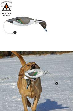"""AVERY GREENHEAD GEAR GHG 3/"""" FLASHER HEXA-BUMPER DOG TRAINING DUMMY BUMPER NEW!"""