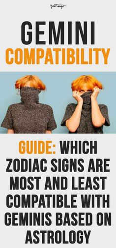 Though you can ask your horoscope for advice on pursuing a relationship, you should always look to astrology, especially when it comes to Gemini compatibility. Astrology can reveal the zodiac compatibility for all the zodiac signs, including which ones are toxic to you.