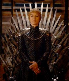 IHEARTGOT — Cersei Lannister's dress in The Winds of Winter ♦...