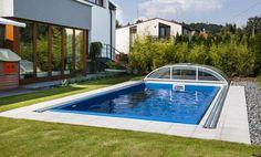 Laminátový bazén - Kypr