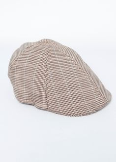 Plaid Ivy Newsboy - Men's Flat Cap in Men Wear to Work at Brooklyn Industries