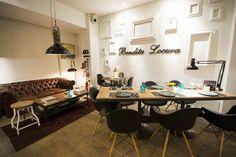 Bendita Locura, un Restaurante Vintage e Industrial   Ideas Decoradores