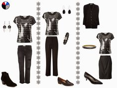Starting From Scratch: A Dressy Top: How to Dress Up a Starting From Scratch Wardrobe