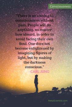 Carl Jun - Pain and consciousness