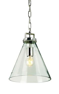 Vitrine Pendant Light | Currey and Company - maybe over the boys sink