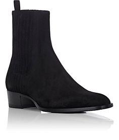Saint Laurent Hedi Chelsea Boots - Boots - Barneys.com
